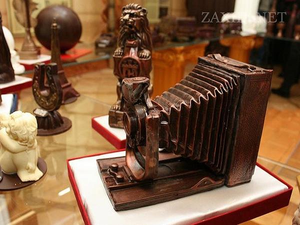 Lwowskie muzeum czekolady