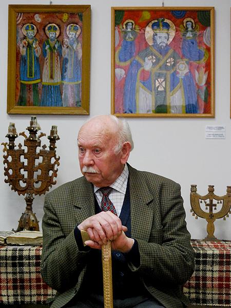 Iwan Hreczko (Fot. Konstanty Czawaga)
