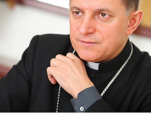 Abp Mokrzycki o abdykacji papieża