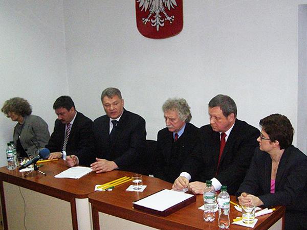 Spotkanie Polaków Żytomierszczyzny w Domu Polskim