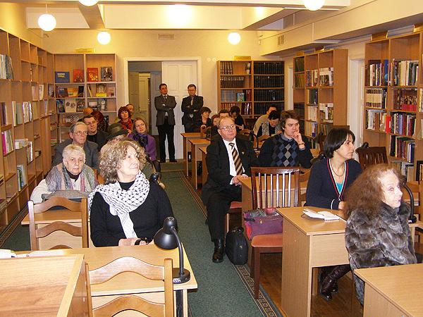 Uczestnicy spotkania (Fot. Jurij Smirnow)