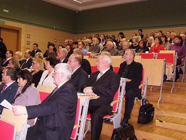 Na sali konferencyjnej przedstawiciele polskich i ukraińskich firm turystycznych (Fot. Krzysztof Szymański)