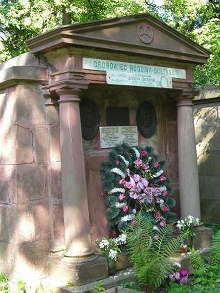 Grobowiec rodziny Sołtysów (Fot. archiwum własne)
