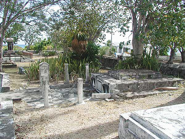 Grób rodziny Chase na cmentarzu w Christ Church (Fot. Caribbean Travel Forums)