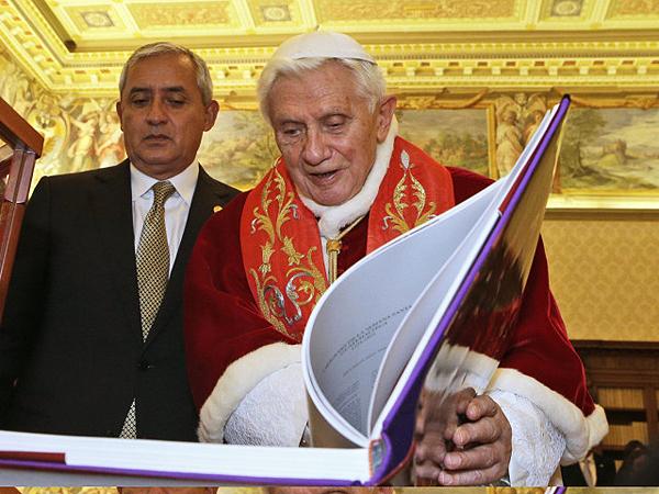 Módlcie się za Kościół i przyszłego papieża