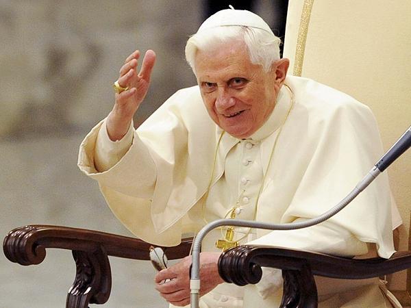 Ojciec Święty Benedykt XVI