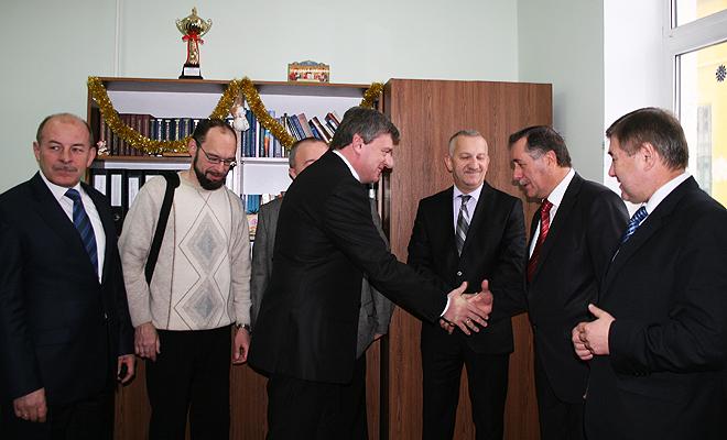 Współpraca z Polską rozwija ukraińską dyplomację