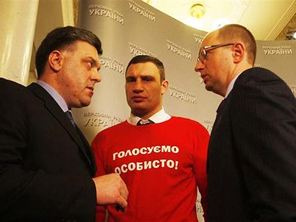 Opozycja przygotowuje się do wcześniejszych wyborów