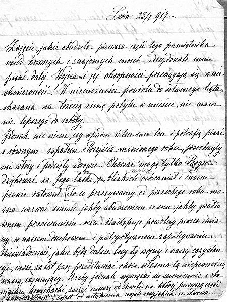 Fot. archiwum rodziny Bylczyńskich