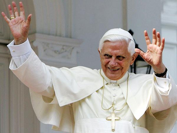 Papież Benedykt XVI odchodzi z urzędu