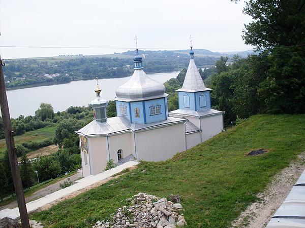 Zamkowa kaplica Wozniesienska (Wniebowstąpienia Pańskiego) (Fot. havier35.pinger.pl)
