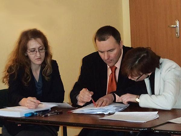 Święto literatury i języka polskiego w Chmielnickim