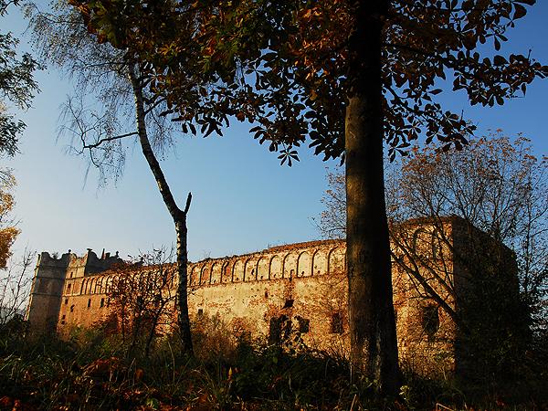 Stare Sioło – zapomniana forteca