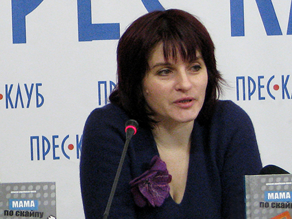 Marianna Kijanowska (Fot. Julia Łokietko)