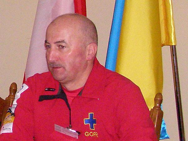 Andrzej Czech (Fot. Krzysztof Szymański)