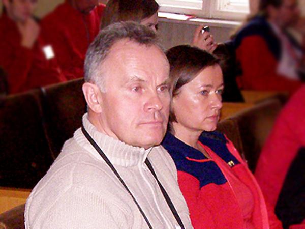 Tomasz Jędrzejewski i Jolanta Kawalec (Fot. Krzysztof Szymański)