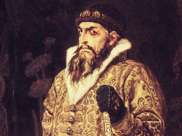 Wiktor Wasniecow, Iwan IV Groźny (Fot. Duńskie Muzeum Narodowe, Kopenhaga)