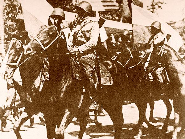 Szarże kawalerii polskiej