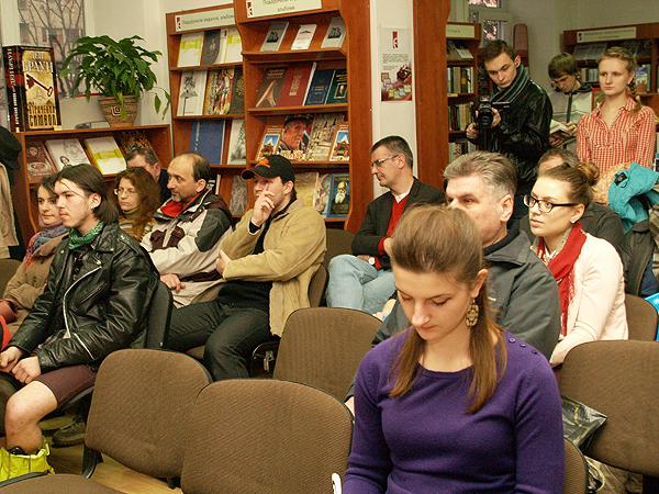 Uczestnicy spotkania (Fot. Eugeniusz Sało)