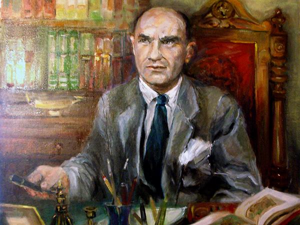 Aldona Pomianowska, portret Jarosława Iwaszkiewicza