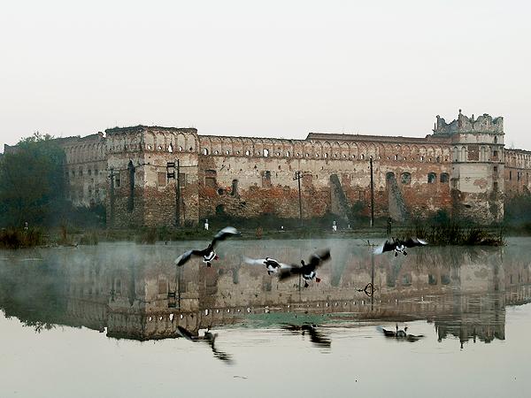 Stare Sioło o świcie, 2008 (Fot. Aleksander Taran)