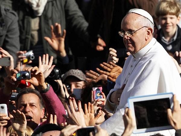Papież Franciszek: nie bójmy się dobroci