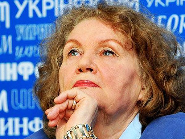Lina Kostenko (Fot. comments.ua)