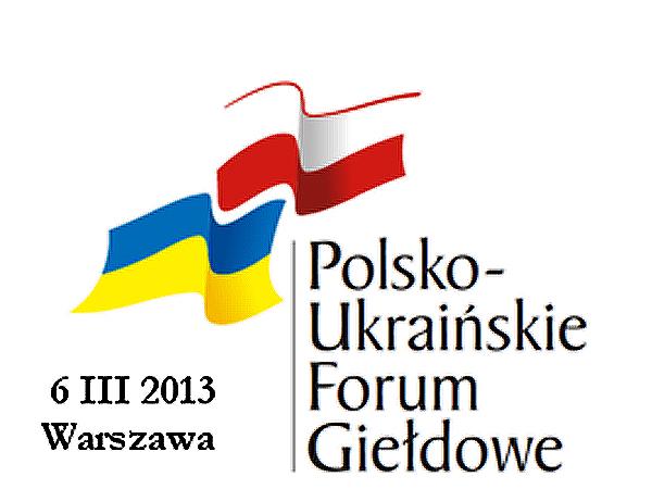 Polsko-Ukraińskie Forum Giełdowe
