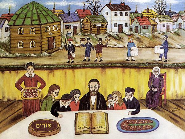 Purim – dzień, gdy nie spotkasz trzeźwego Żyda