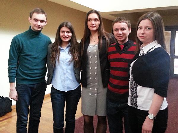 """Warsztaty dziennikarskie """"Leadership in Journalism 2013"""""""