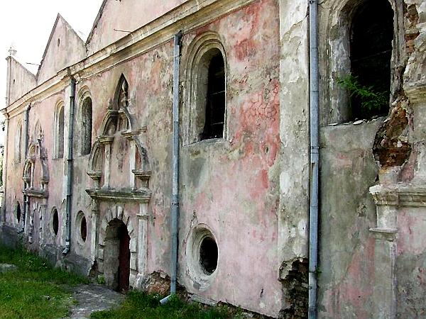 Obecny stan synagogi (Fot. globtroter.pl)