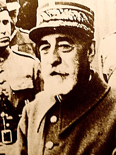 Louis Faury, generał francuskich sił zbrojnych, wykładowca i dowódca w strukturach Wojska Polskiego (Fot. commons.wikimedia.org)