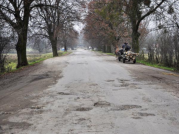 Droga Hruszów – Budomierz powinna w końcu powstać