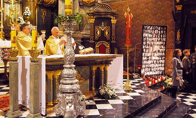 Lwowska modlitwa w 3. rocznicę katastrofy smoleńskiej