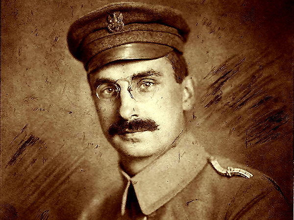 Kazimierz Sosnkowski, 1915 (Fot. commons.wikimedia.org)