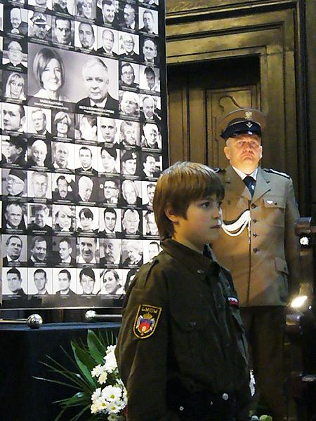 W intencji ofiar katastrofy smoleńskiej i zbrodni katyńskiej