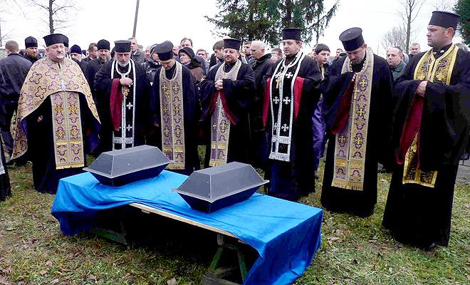 Kontrowersje wokół ekshumacji we Włodzimierzu Wołyńskim