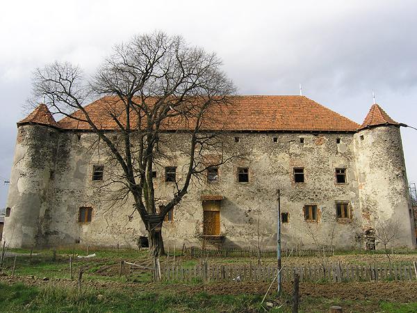 Zamek rodu Perenich w Czynadijewie (Fot. Dmytro Antoniuk)