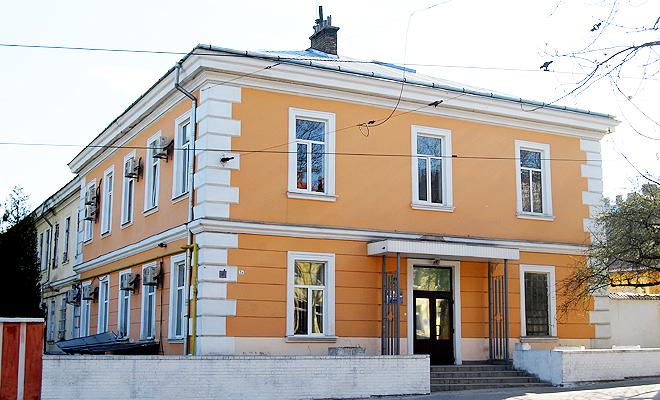 Niedostępny Dom Polski we Lwowie