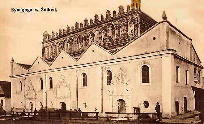 Kto uratuje żółkiewską synagogę?