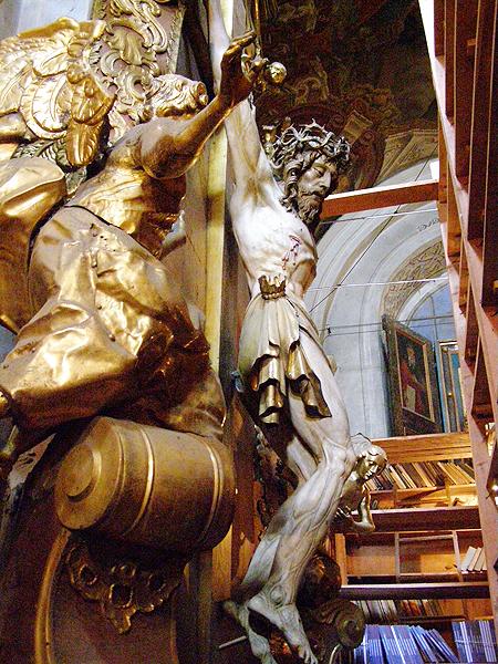 Kościół Jezuitów św. Piotra i Pawła. Część 2