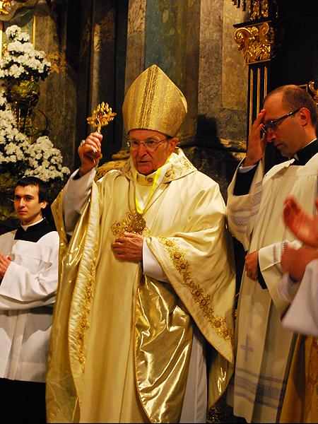 Niemiecki kardynał we Lwowie
