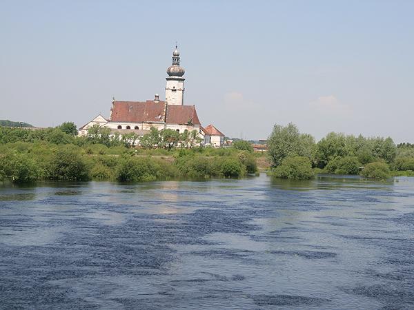 Klasztor w Sokalu. Widok znad Bugu (Fot. Dmytro Antoniuk)