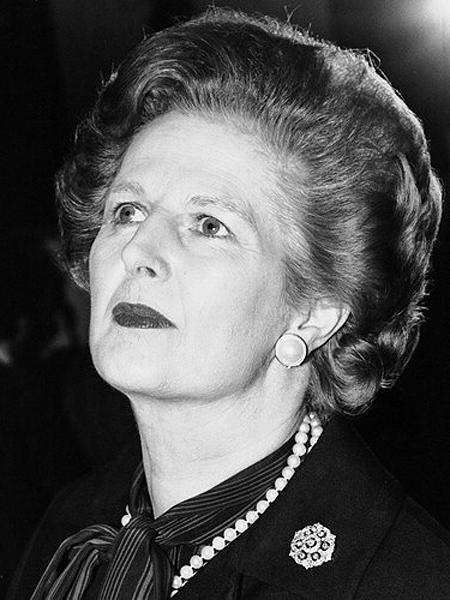 Margaret Thatcher nie żyje