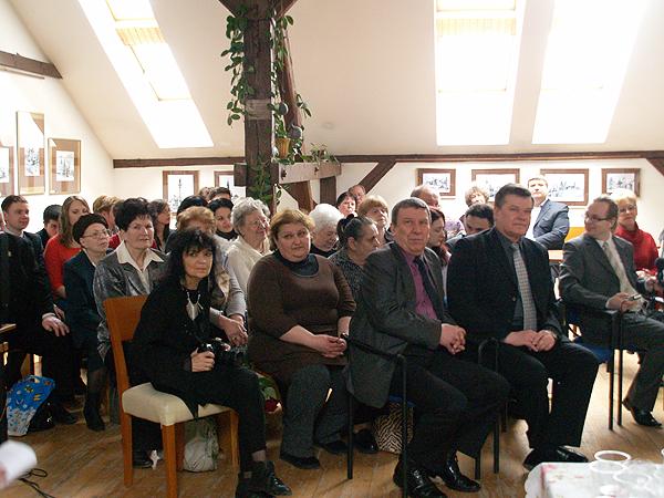 Przyjaciele, słuchacze i goście Radia Lwów (Fot. Maria Basza)