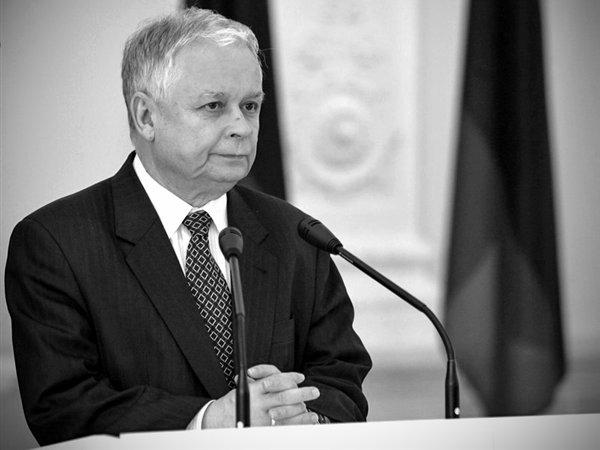 Niewygłoszone przemówienie Lecha Kaczyńskiego w Katyniu