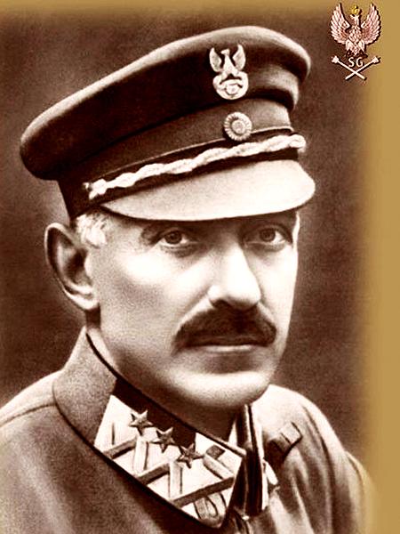 Generał Stanisław Szeptycki (Fot. Muzeum Historii Katowic)