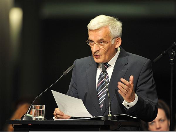 Jerzy Buzek laureatem Europejskiej Nagrody Kultury