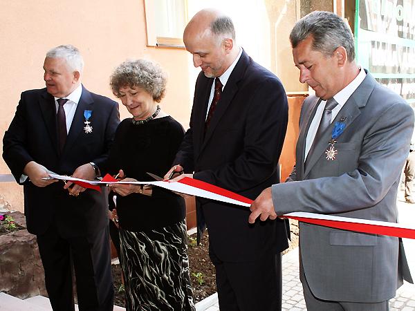 Otwarto Dom Polski w Iwano-Frankiwsku