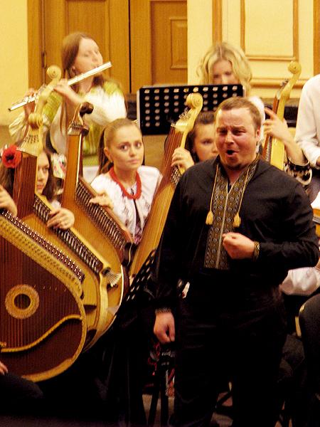 Rusłan Skorolitnij, baryton (Fot. Julia Łokietko)